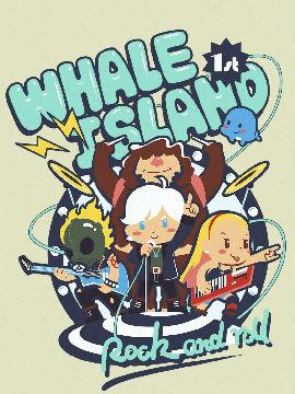 鲸纪人冷笑话