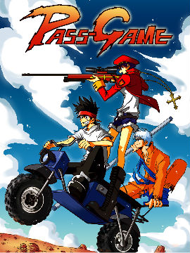 Pass·Game