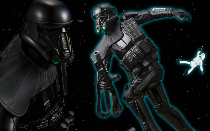 星战Death Trooper 1/7手办开定