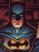 蝙蝠侠:亡灵书