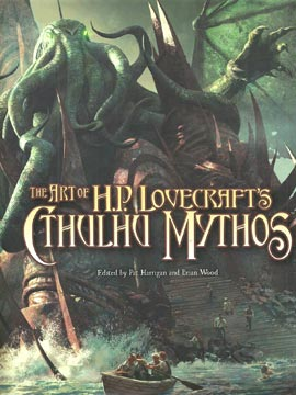 The Art of H.P. Lovecraft's Cthulhu Mythos