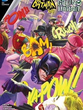 66蝙蝠侠相遇青蜂侠