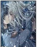 雪花下的吻