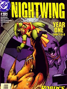 夜翼:第一年