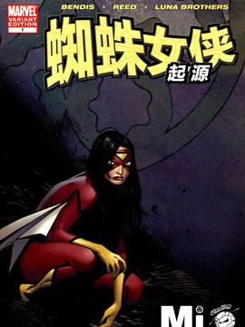 蜘蛛女侠:起源