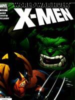 绿巨人世界大战:X战警