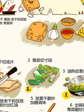 舌尖上的美味之老皮湘菜十三