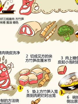 舌尖上的美味之老皮湘菜十四
