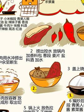 舌尖上的美味之老皮湘菜十八
