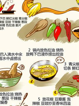 舌尖上的美味之老皮湘菜二十一