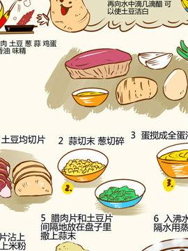 舌尖上的美味之老皮湘菜二十三