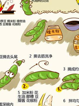 舌尖上的美味之老皮湘菜二十六