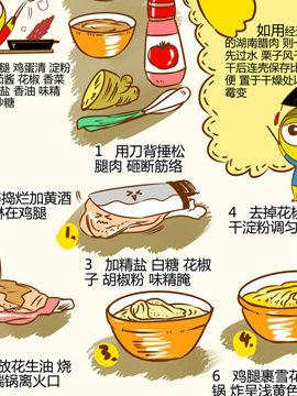 舌尖上的美味之老皮湘菜三十一