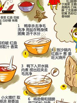 舌尖上的美味之老皮湘菜四十五