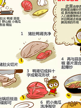 舌尖上的美味之老皮湘菜五十三