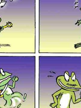 蛙哥酷酷传二十三
