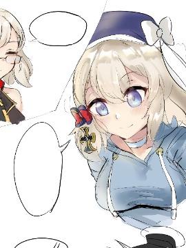 碧蓝航线 秘书舰的故事