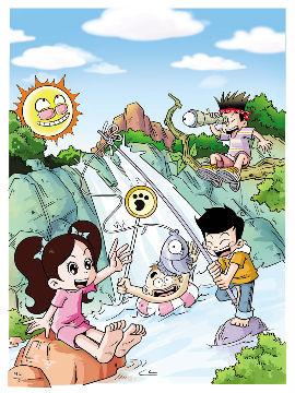 《平安宝贝》2感受地震