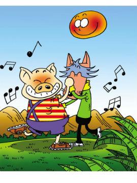 《猪狼共舞》