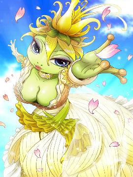 青蛙王国之我的女神