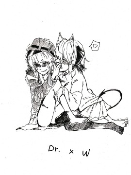W x Dr.同人