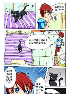黑猫家族三