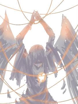 我杀死了天使,用一把来复枪