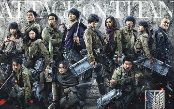 进击的巨人真人版首周票房6亿日元但口碑不佳