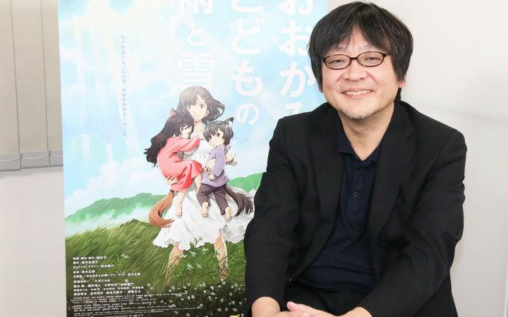 细田守导演出新作!2018年5月带来兄妹的故事《Mirai》