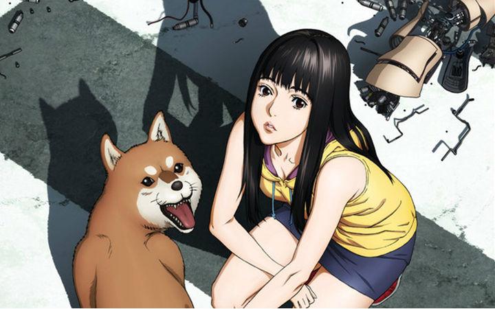 漫画《犬屋敷》还有五话完结!动画宣传图公开