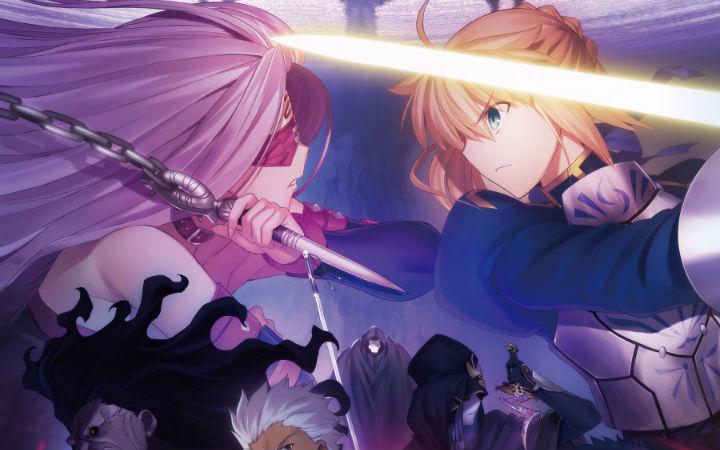 剧场版《Fate/stay night[Heaven's Feel] 》新PV公开!
