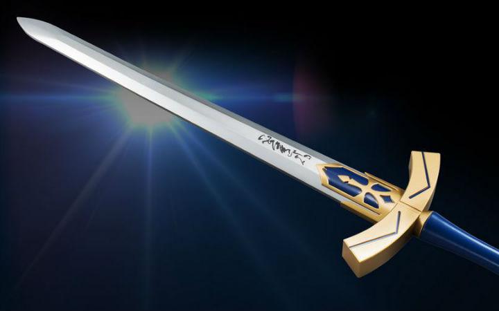 """《Fate/stay night》推出1/1比例的""""誓约胜利之剑""""!"""