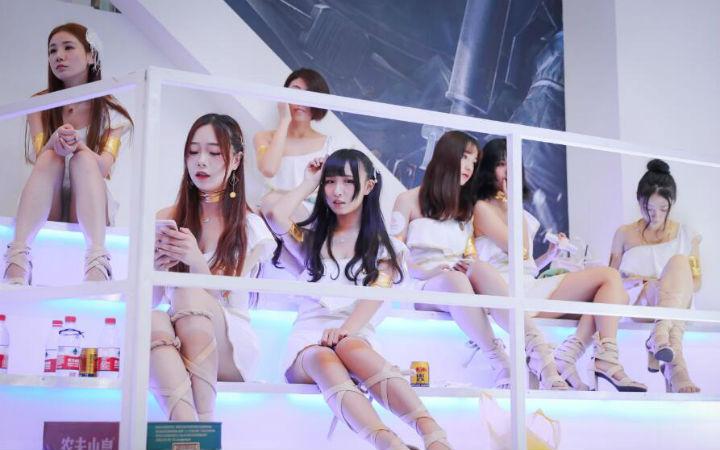 chinajoy2017现场图(Showgirl篇)