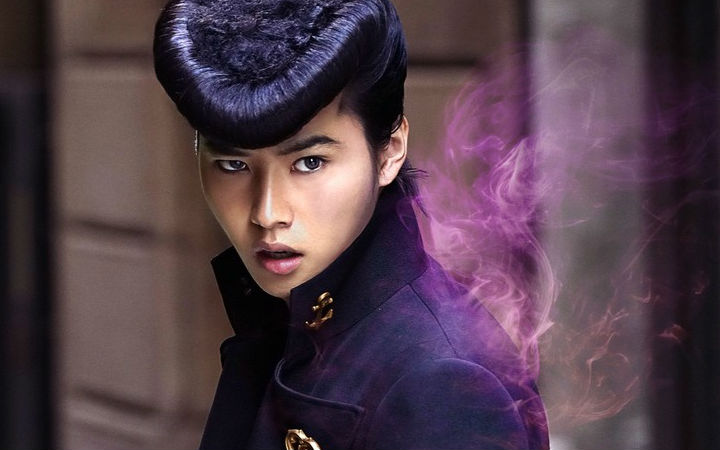 真人电影《jojo的奇妙冒险》开始上映!新宣传视频公开