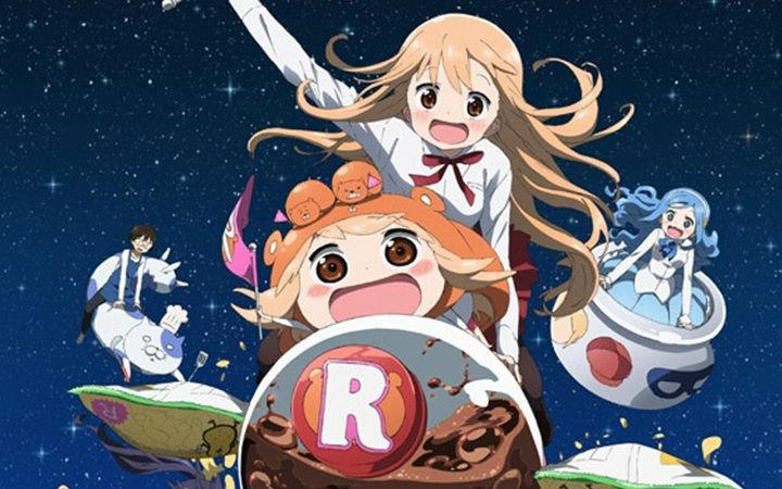 动画《干物妹小埋R》10月开播!角色PV与宣传图公开