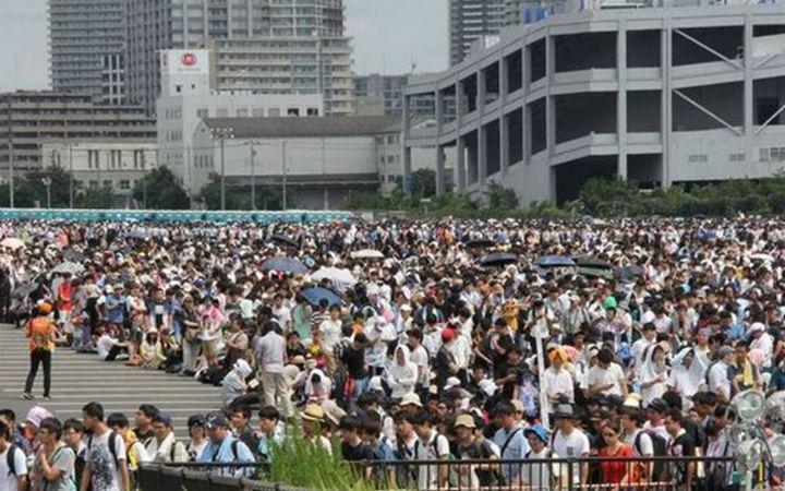 C92三天共50万人到场!比去年C90的人数有所减少