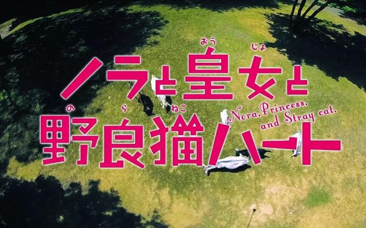 Nice Goat!动画《野良和皇女和流浪猫之心》第六话太会玩