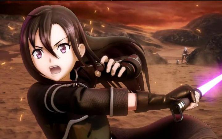 PC/PS4/X1平台《刀剑神域 夺命凶弹》2018年发售