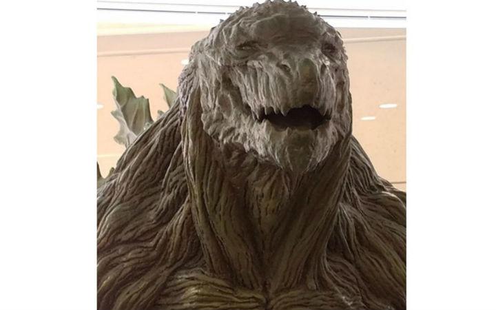 单身久了看哥斯拉也萌!《新哥斯拉》动画怪兽表情有点萌