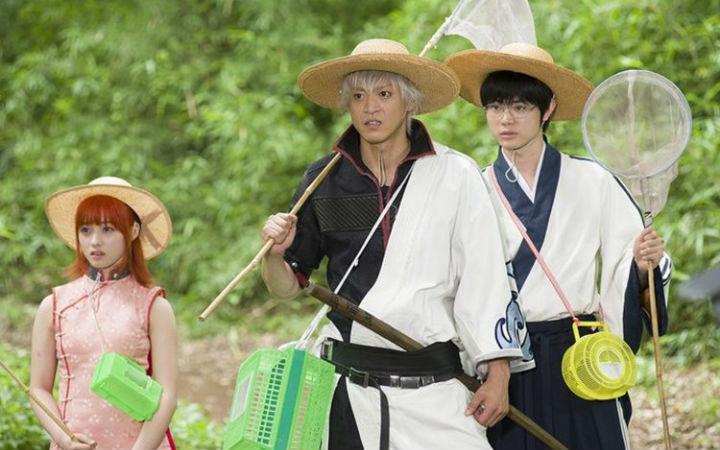 新突破!《银魂》刷新日本真人电影在中国最高票房