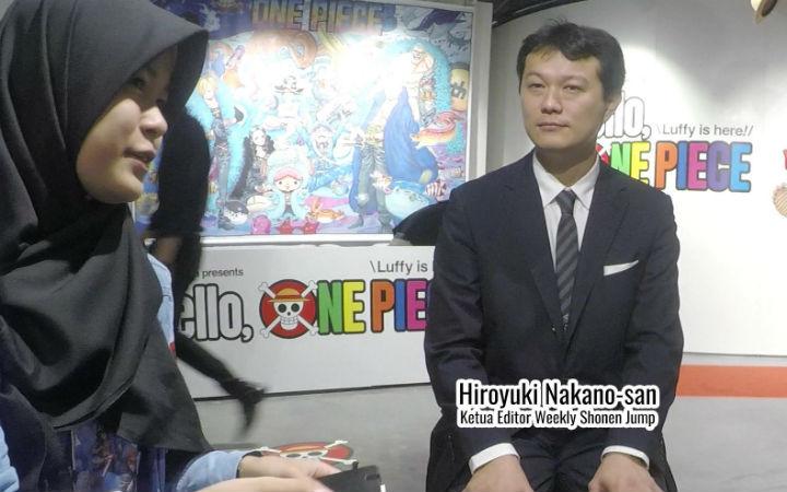 尾田想尽快完结《海贼王》!但JUMP在讨论连载30周年的活动