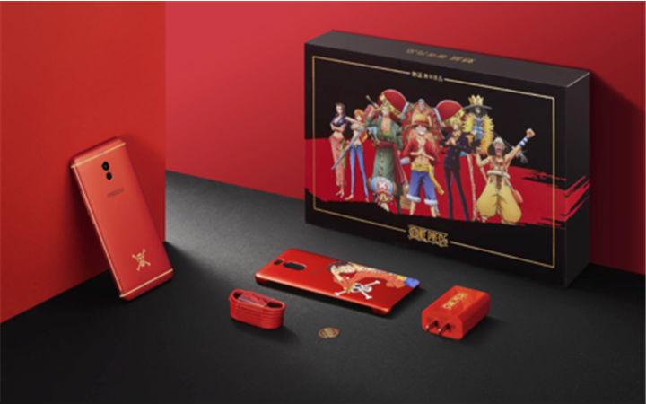 9月25日开售 1699元起魅蓝Note6航海王限定版正式发
