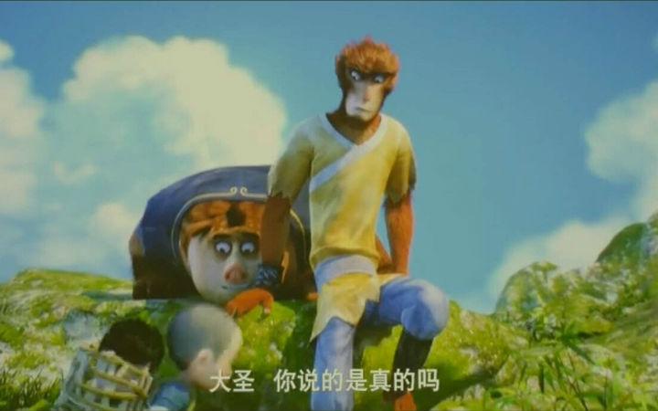 国产动画电影《大圣归来》明年1月日本上映!