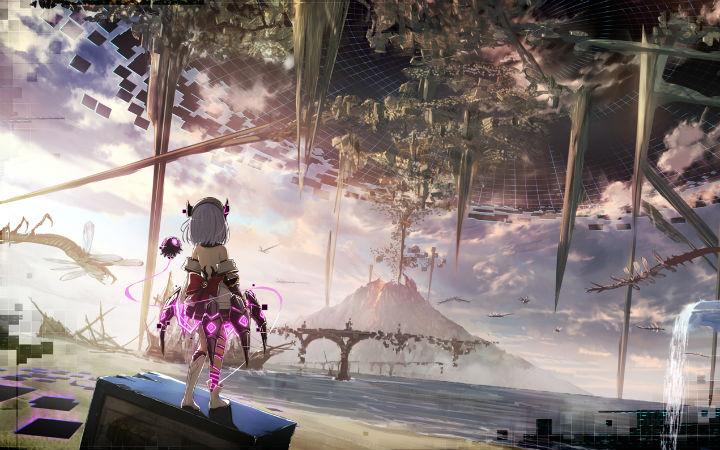 地雷社新作游戏《Death end re;Quest》详情公开