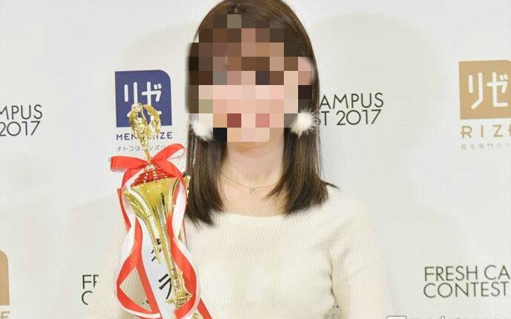 前偶像级颜值!日本最可爱大一新生评选结果公开