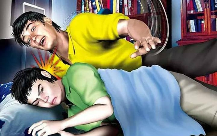 一男子约男网友玩游戏 后用药物将其迷倒进行强制猥亵