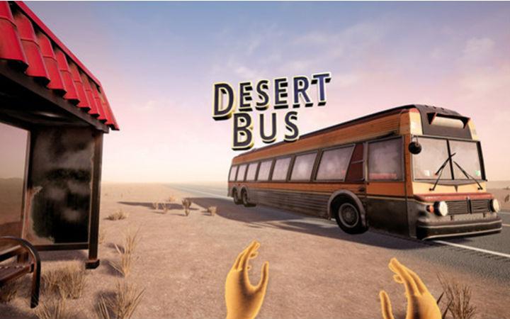 喜加一?被称为最无聊游戏的《沙漠巴士》上架Steam