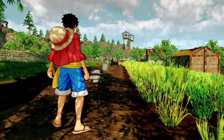 开放世界!PS4新作《海贼王:世界探索者》公布
