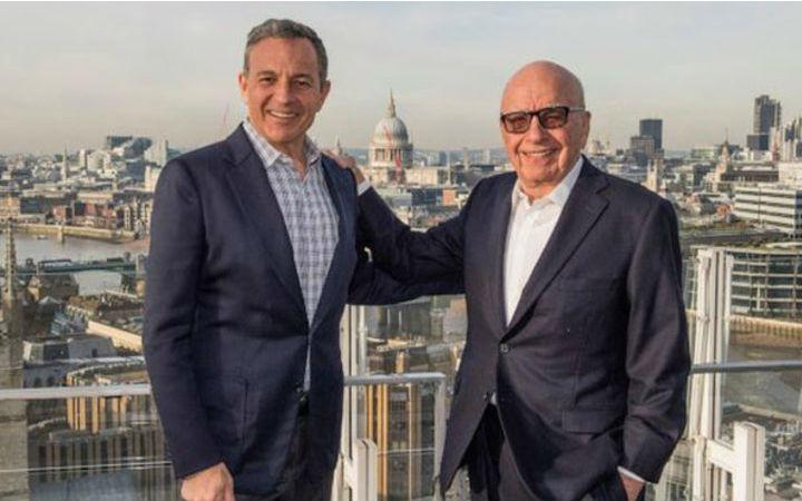 迪士尼成功收购福克斯!最终价格为524亿美元