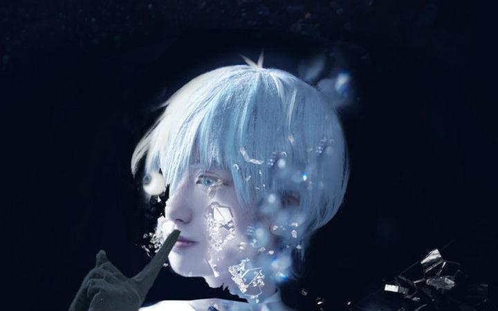 破碎的白月光 《宝石之国》南极石安特库的COSPLAY欣赏